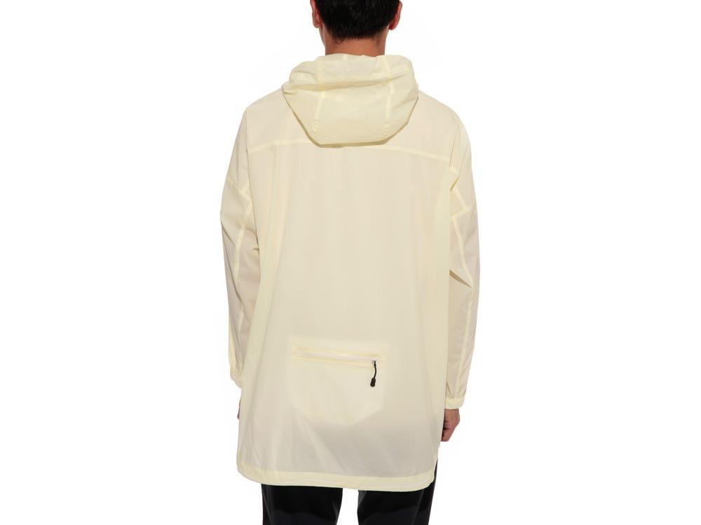 Rain&Wind Resistant Poncho 2 White2