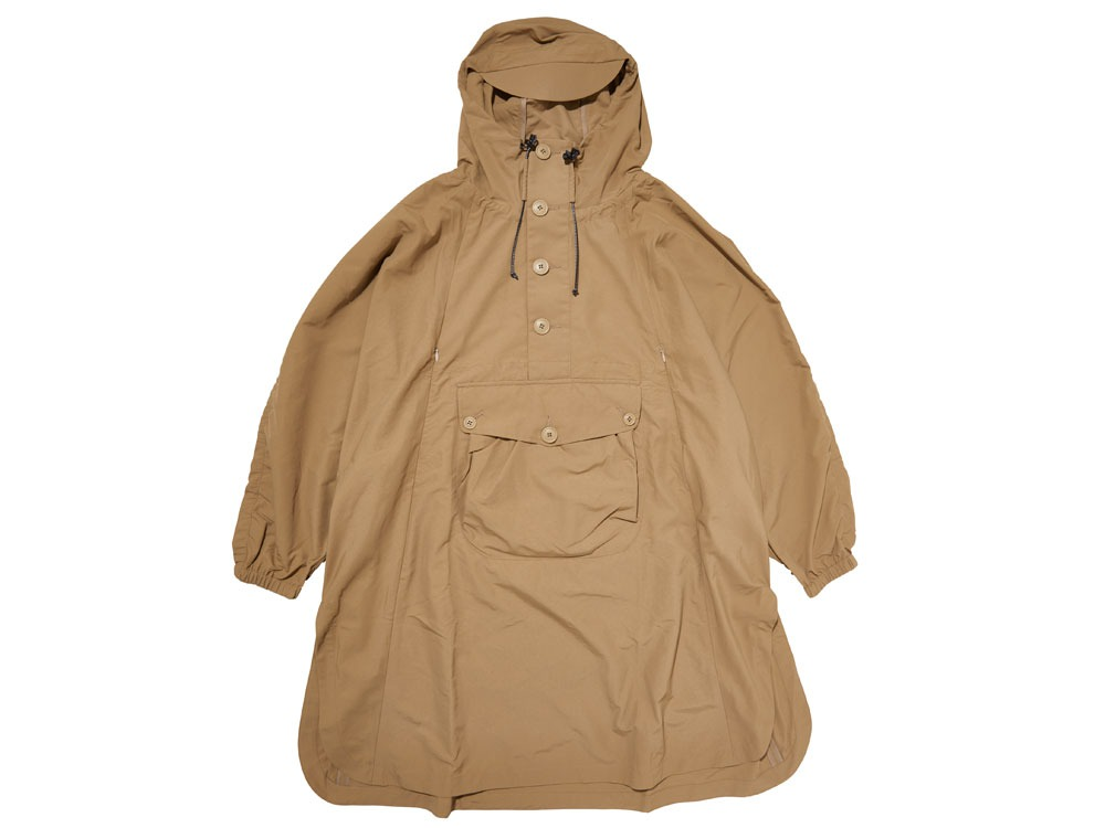 Camping Over Poncho M Beige0