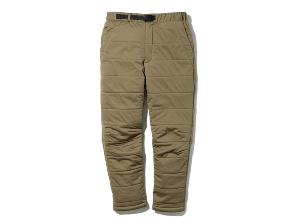 Flexible Insulated Pants 1Brown