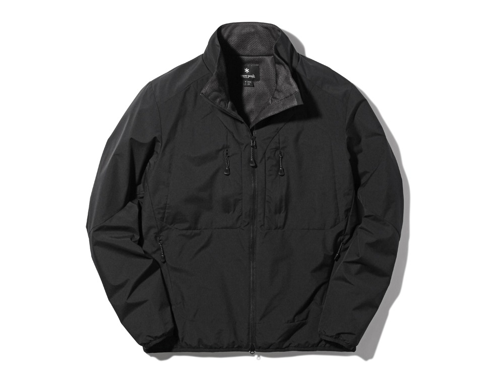 2L Octa Jacket 1 Black0