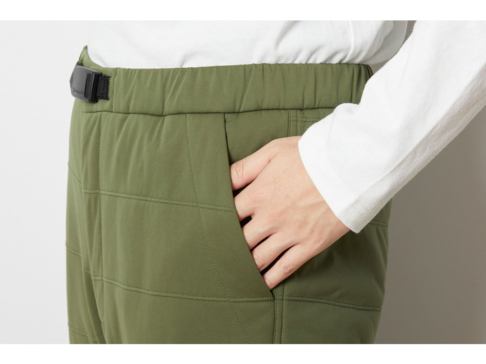 Flexible Insulated Pants XXL Olive