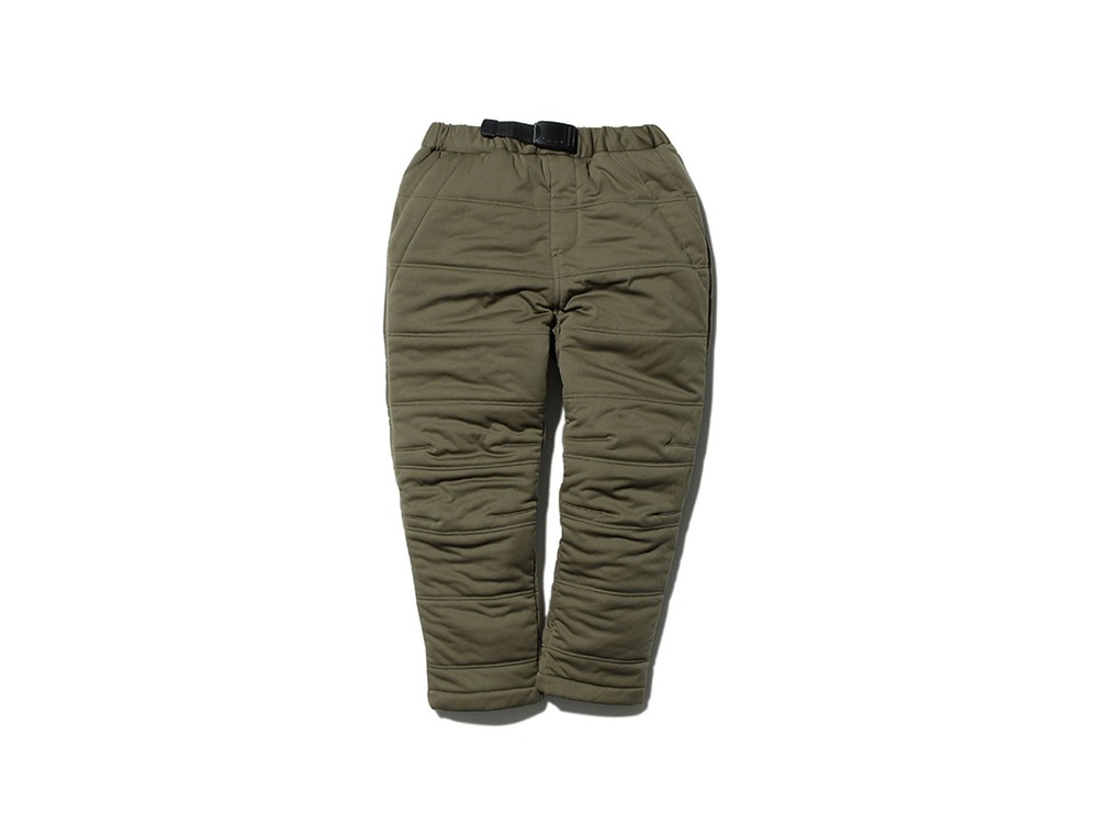 Kids Flexible Insulated Pants 1 Olive