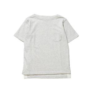 カシミヤリラクシンスウェットティーシャツ