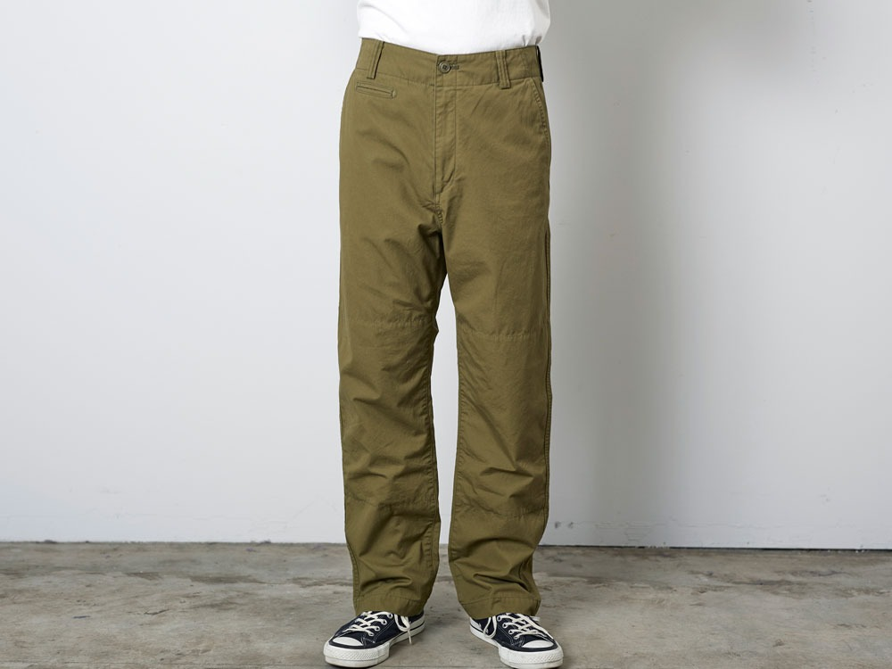 Ventile3PiecePants XL Olive4