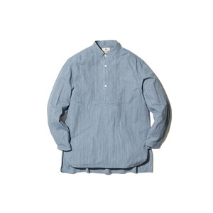 SHIJIRA Long Shirt 1 Blue
