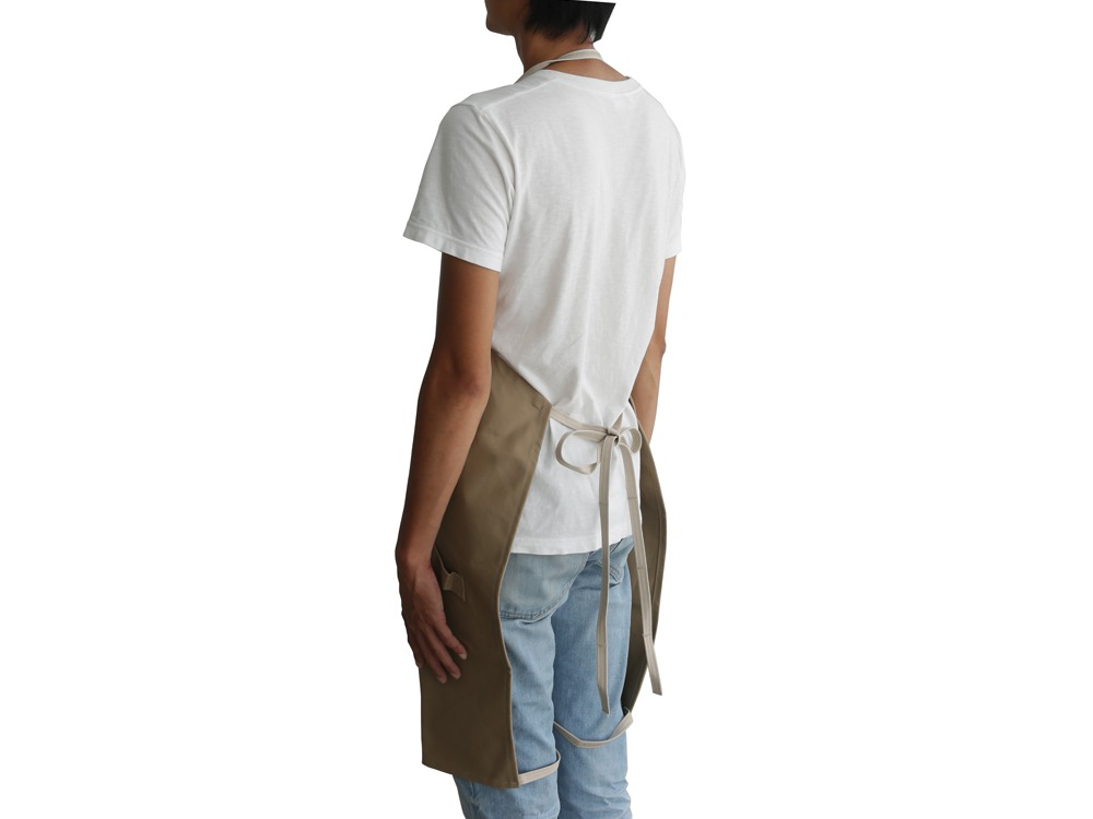 Field Work Apron (M) Khaki2