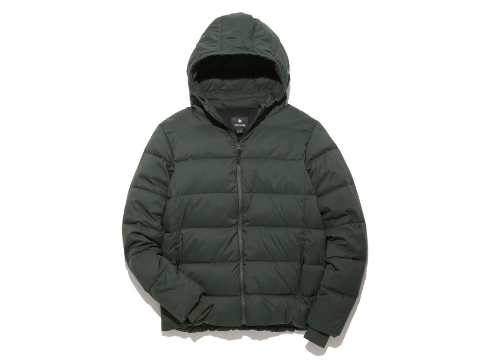 Pillow  Down Hoodie2 Green0