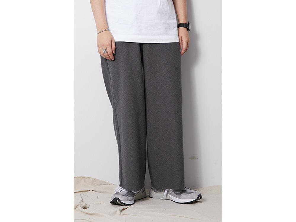 Co/Pe Dry Wide Pants M Lightgrey