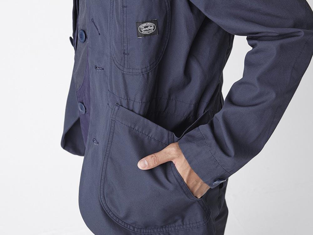 Ventile 3piece Jacket #2 L Navy8