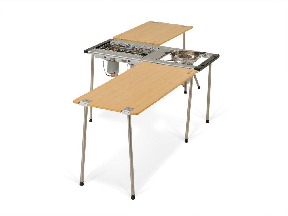 Iron Grill Table Frame Long 660 Leg Set6