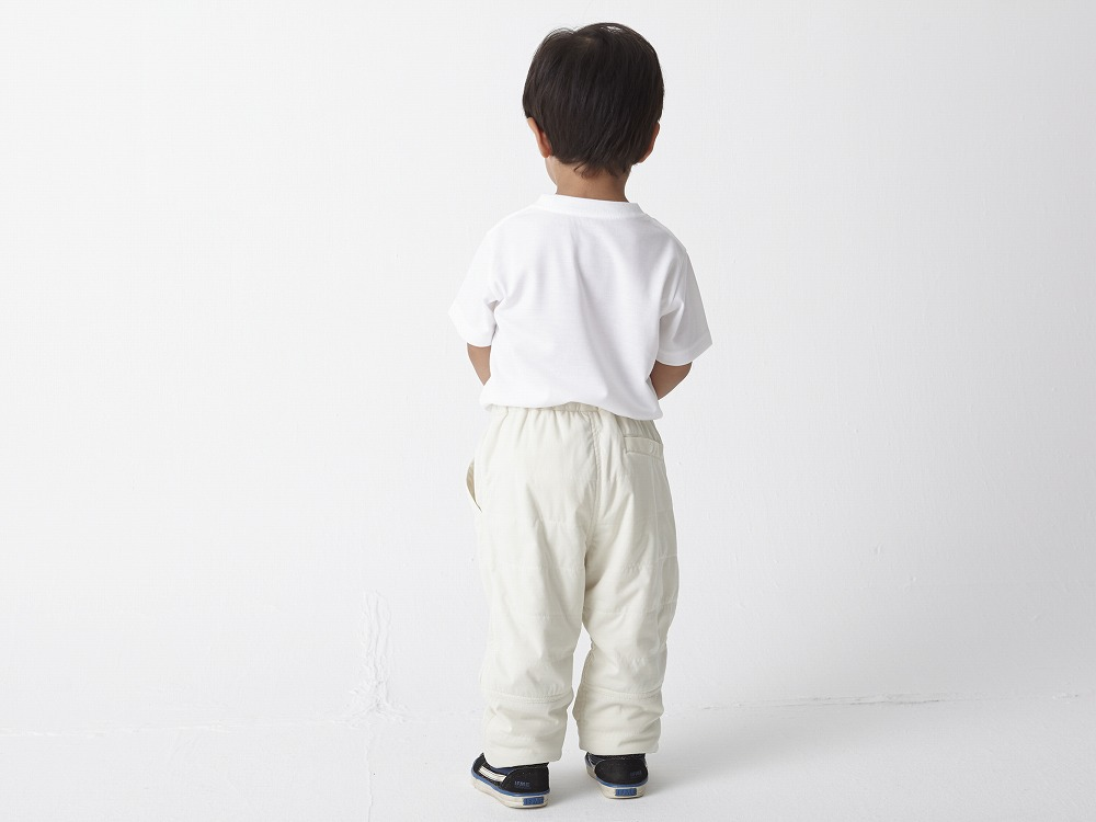 Kids Flexible Insulated Pants 4 White3