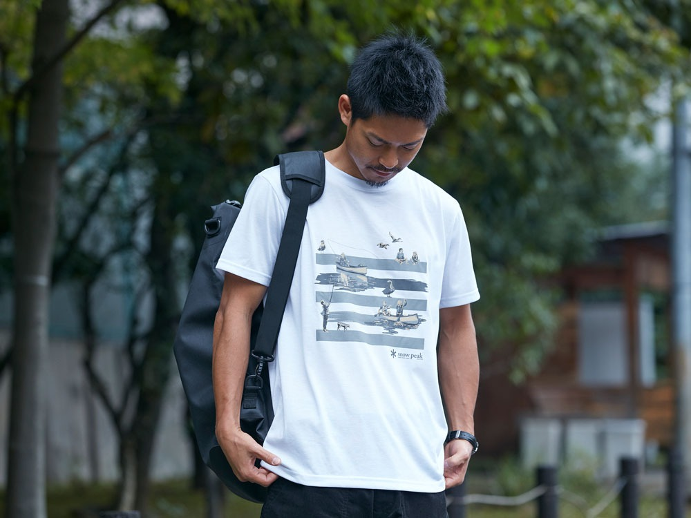 QuickDryTshirt/Field L White7