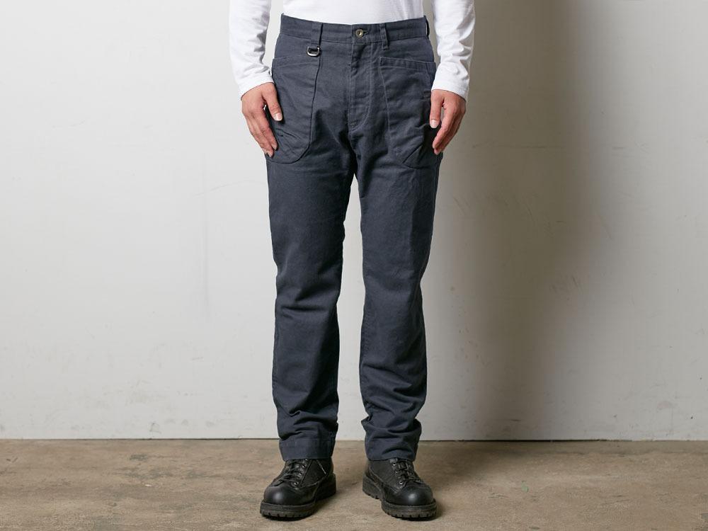 TAKIBI Pants M Black2