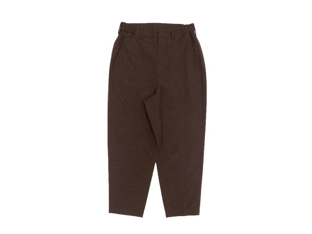 WR Pe/Wo Pants L Darkbrown