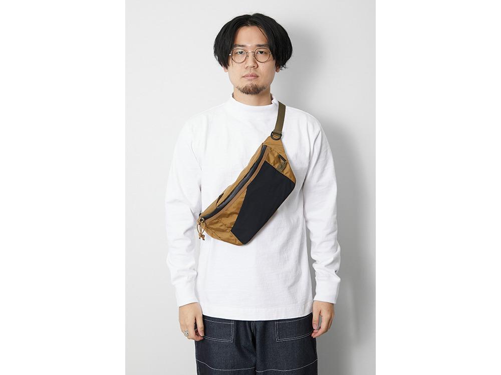 X-Pac Nylon Waist Bag One Black