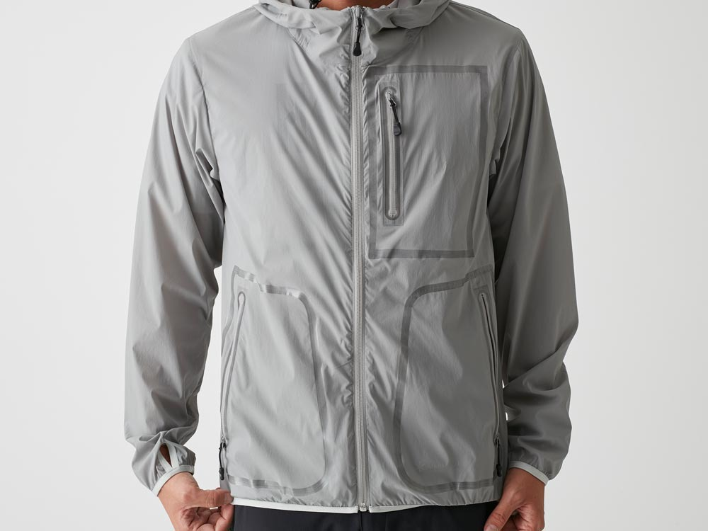 Rain&Wind Resistant Parka XL Grey5