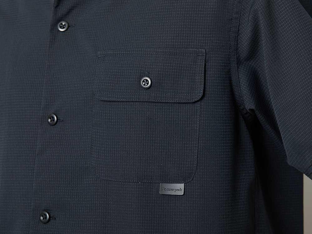 クイックドライ アロハ シャツ 1 オリーブ