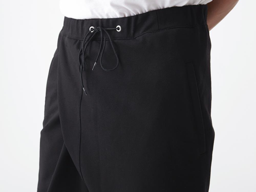 Cotton Ponte Thai Pants 1 M.Grey6