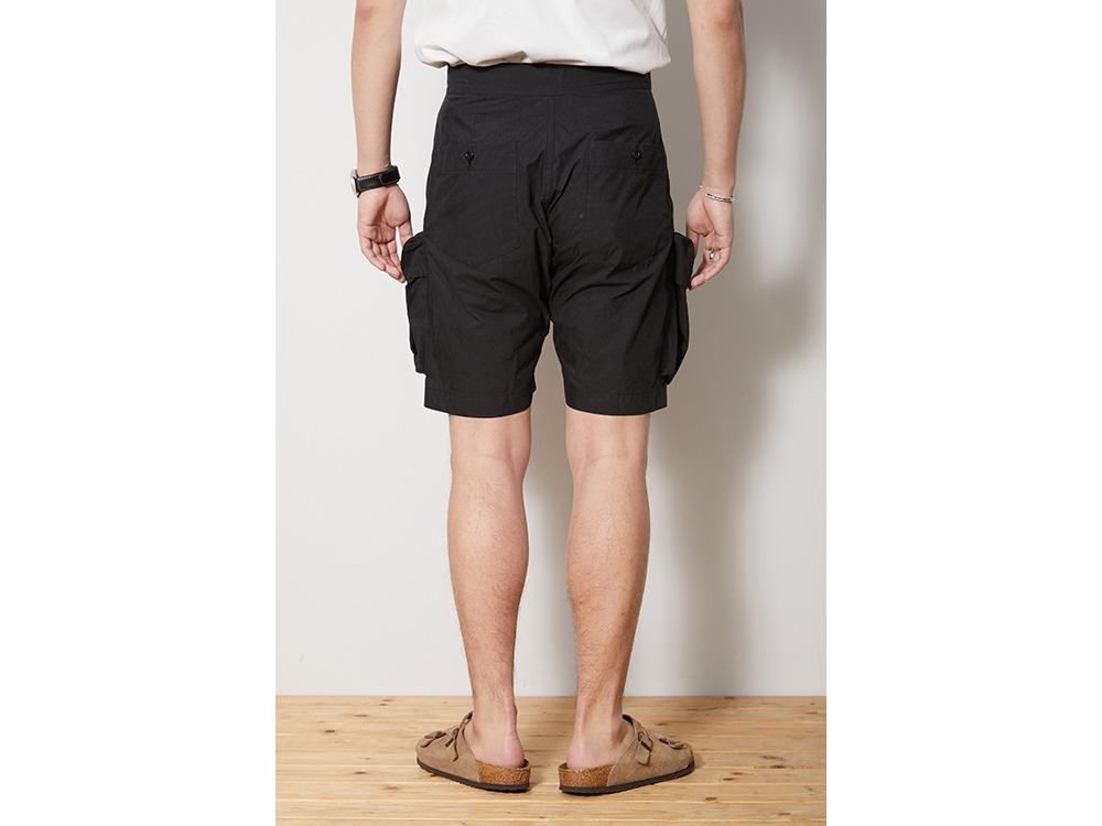 Indigo C/N Shorts 1 Indigo