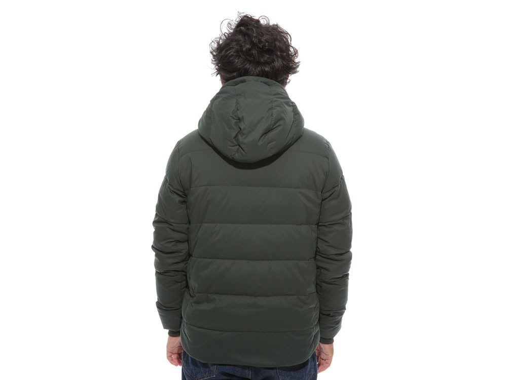 Pillow  Down HoodieS Green4