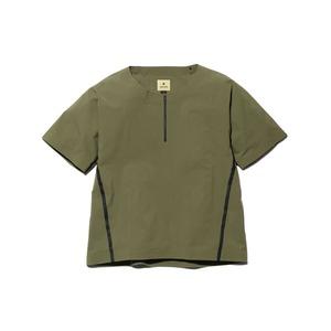 DWR シームレス プルオーバー Tシャツ