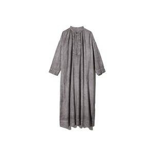Hand-woven Cotton Pleated Dress