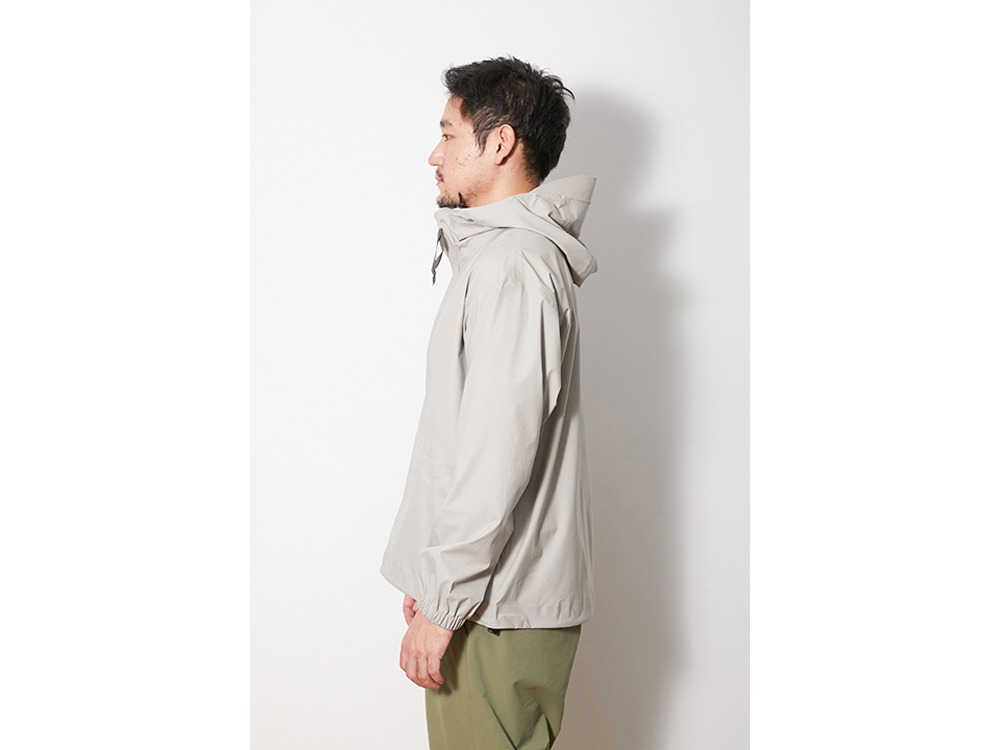 3L Soft Shell Pullover 1 Grey