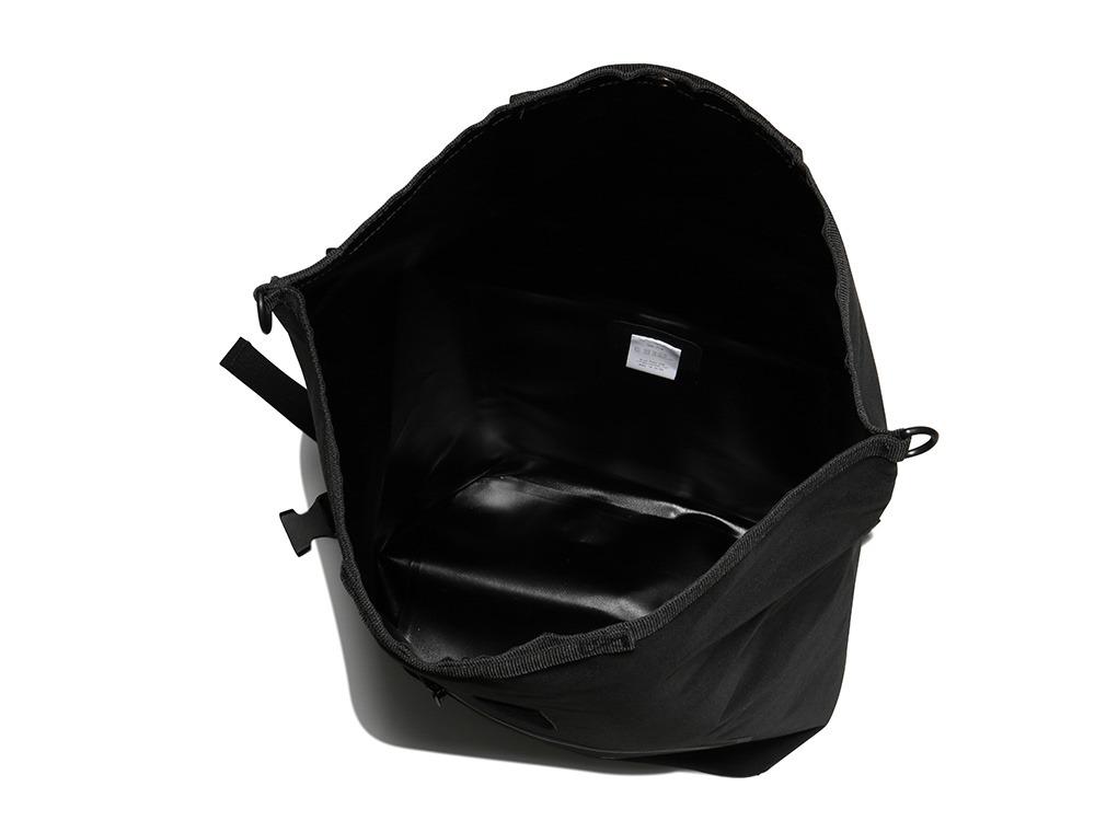 TPUロールバックパック ブラック