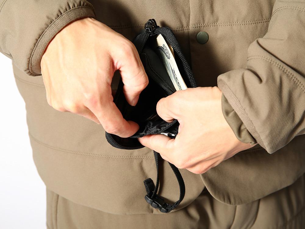 Active Sling Wallet One Black