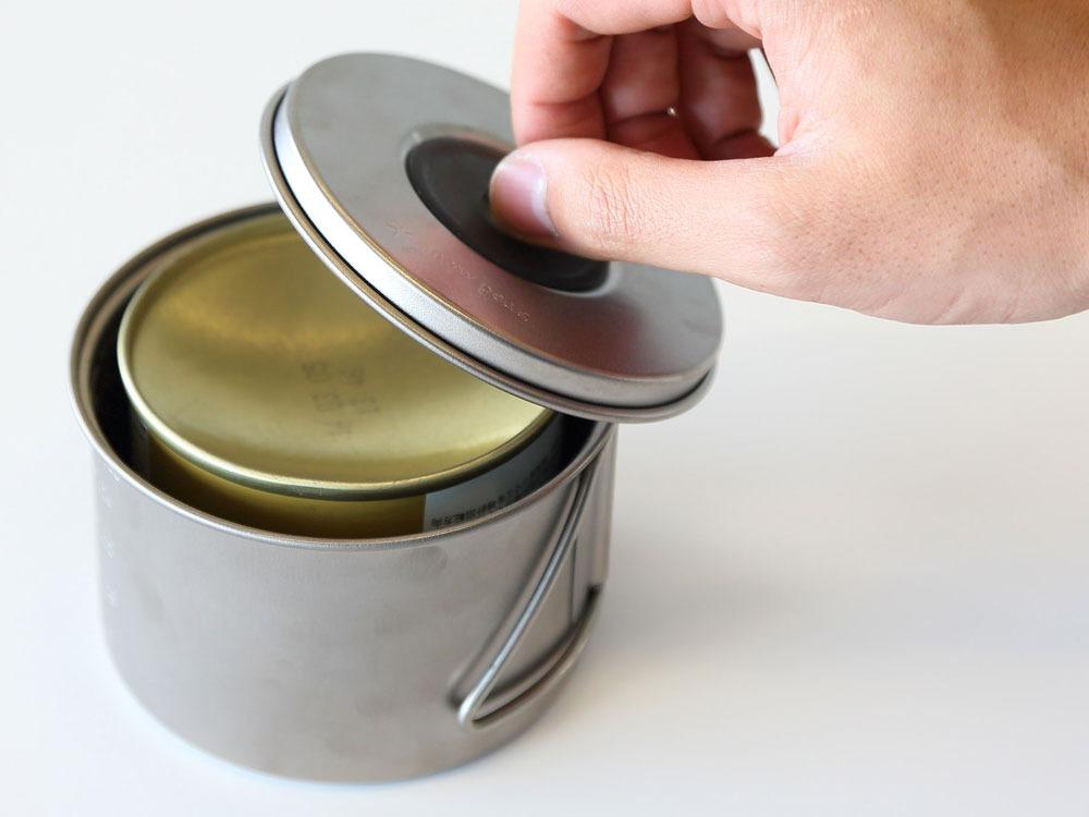 Mini Solo Cook Set Non-stick4