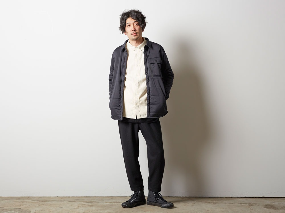 Flexible Insulated Shirt M Black1