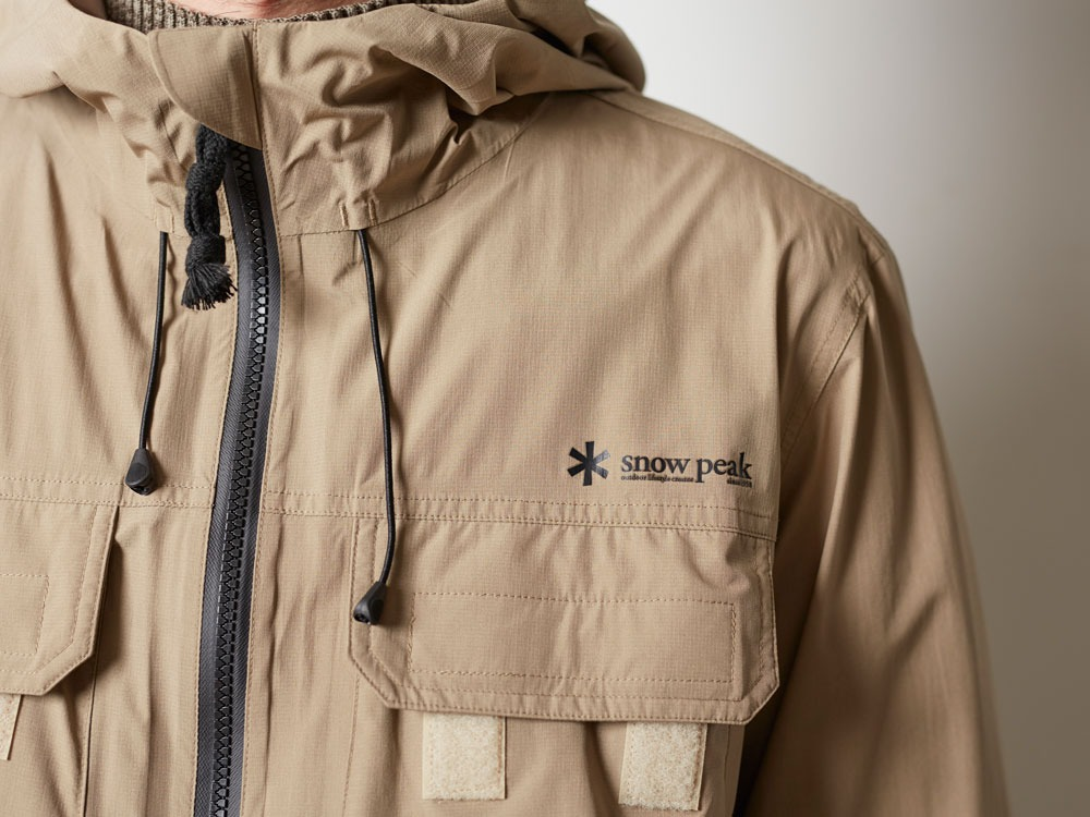 Wind&Water Resistant Jacket M Beige8