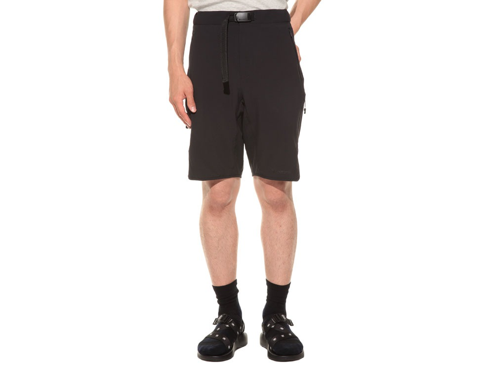 DWR Comfort Shorts S Black2