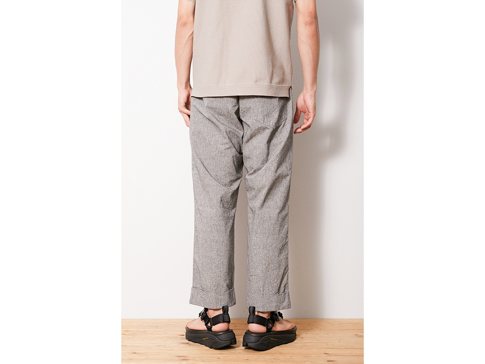 NORAGI Pants L Black