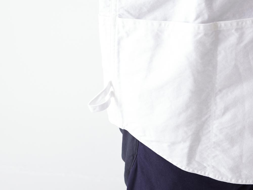 Field Utility Shirt S White6
