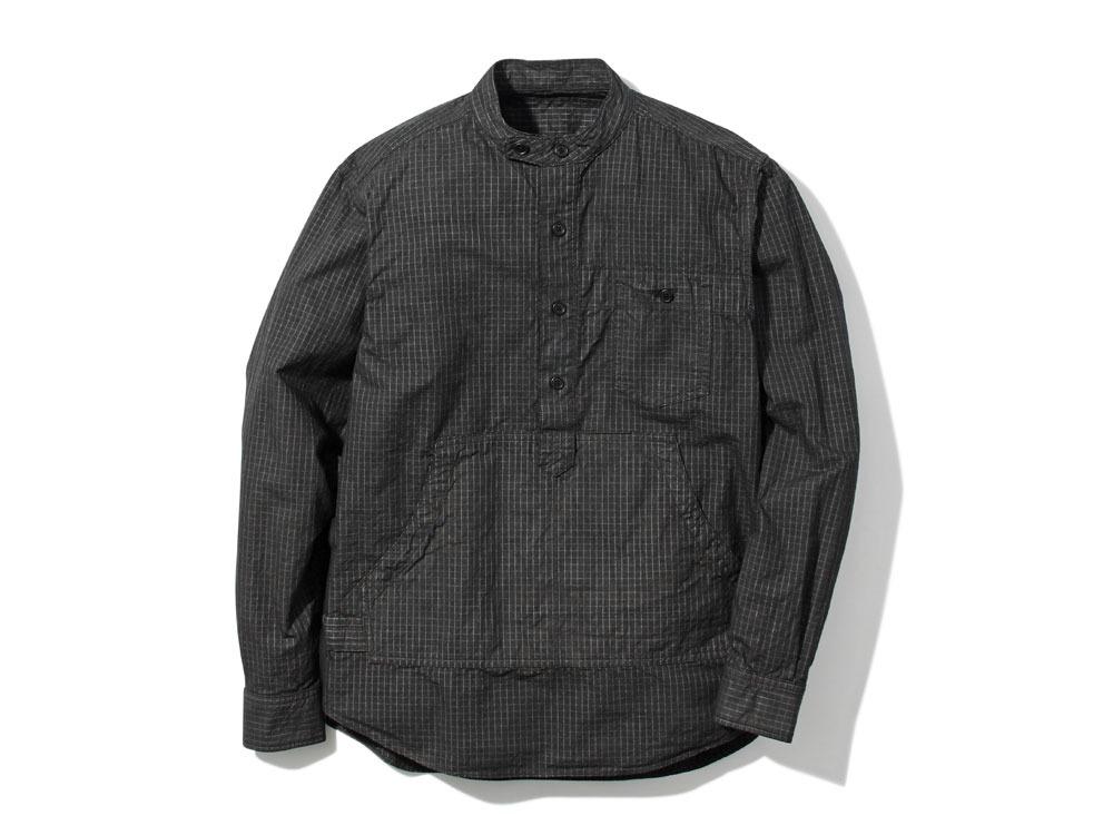 Organic Rip Stop Shirt S Black0