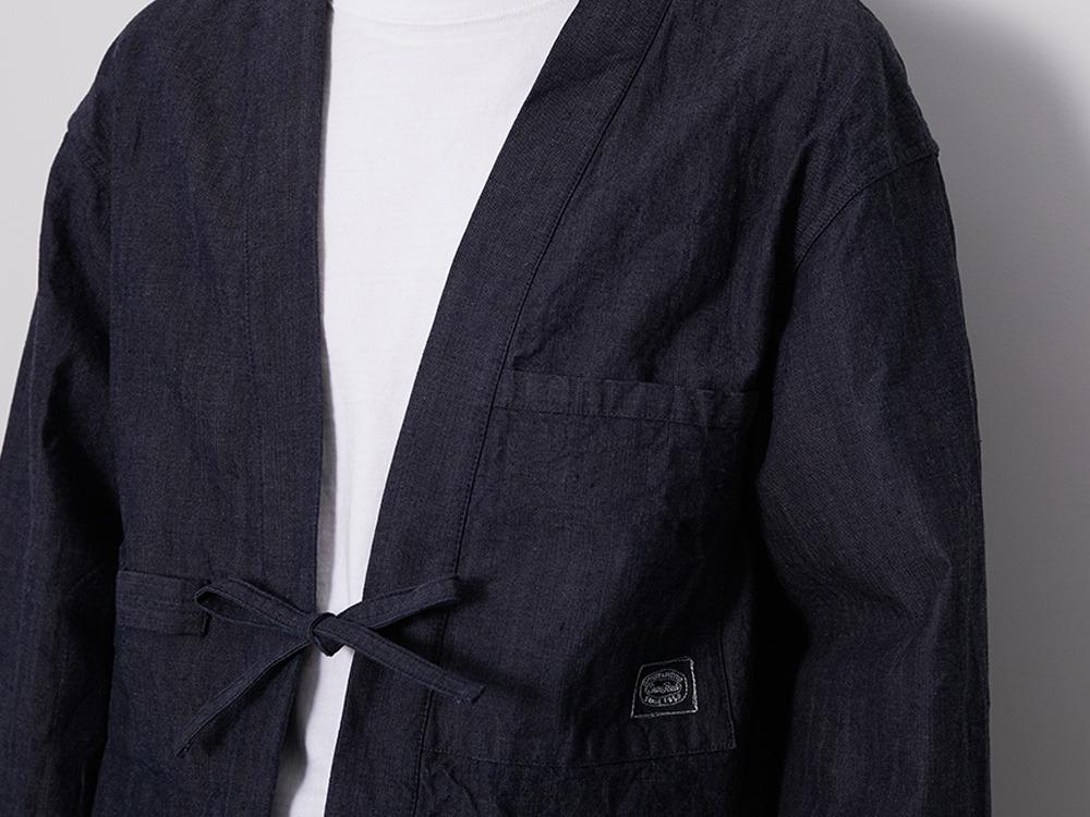 OG Canvas NORAGI Jacket M Indigo
