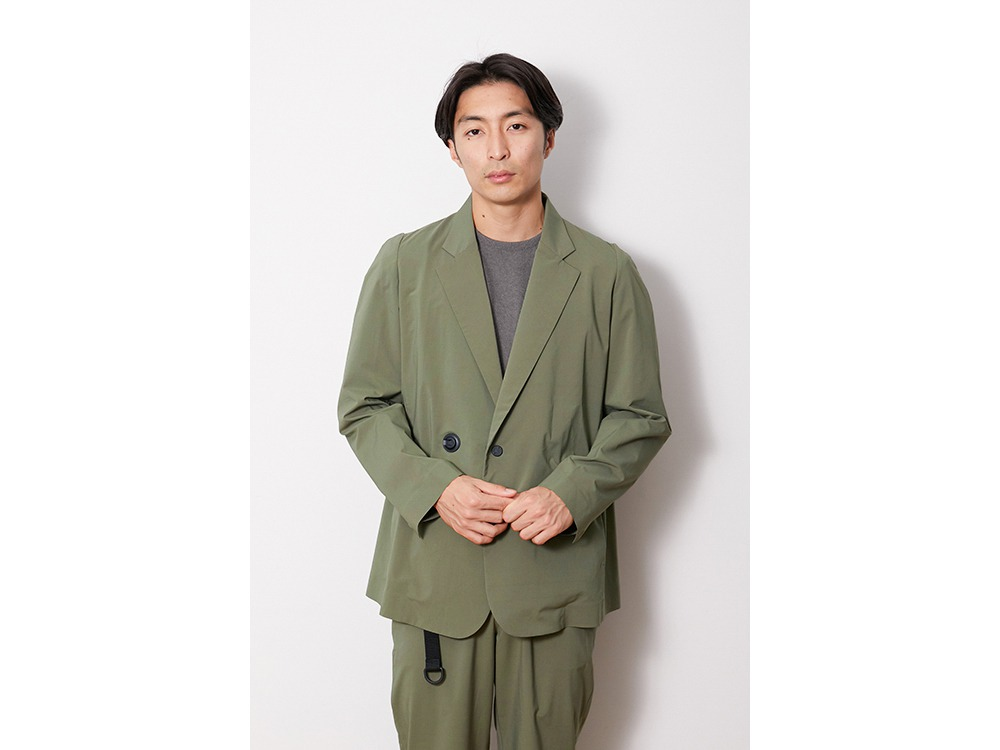 DWR Lightweight Jacket L Olive