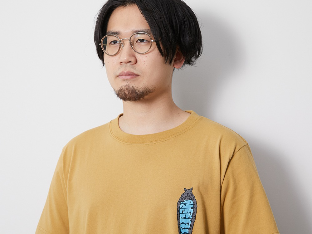 Printed Tshirt Bacoo M White