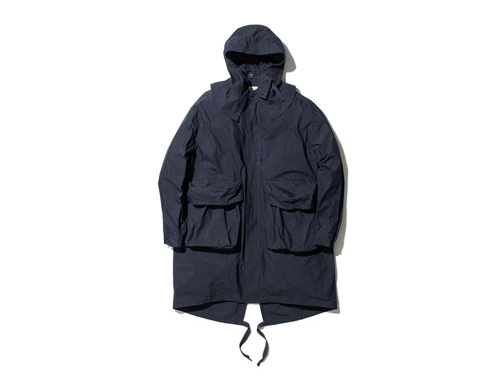 Indigo C/N Coat M Indigo