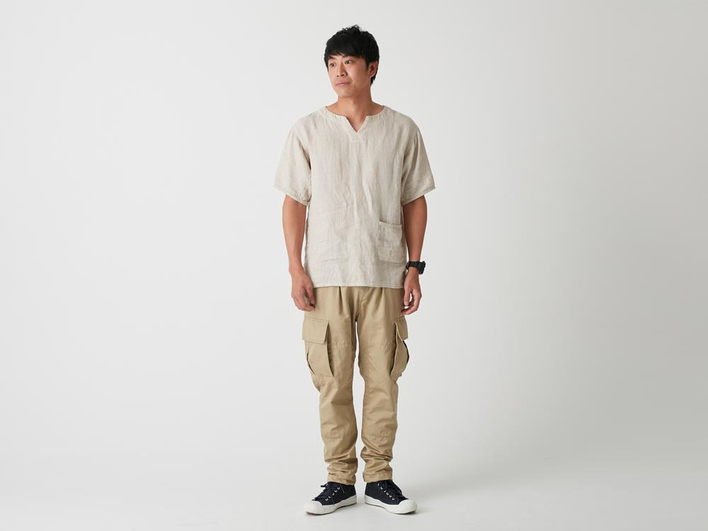 FR Cargo Pants 1 Olive1
