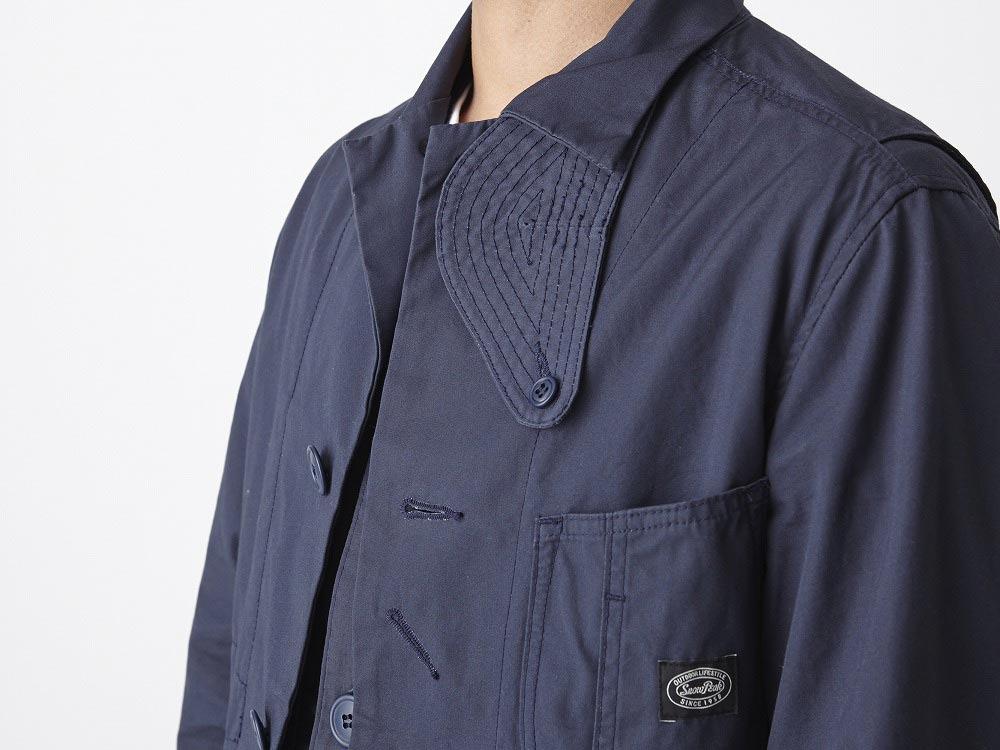 Ventile 3piece Jacket #2 L Navy6