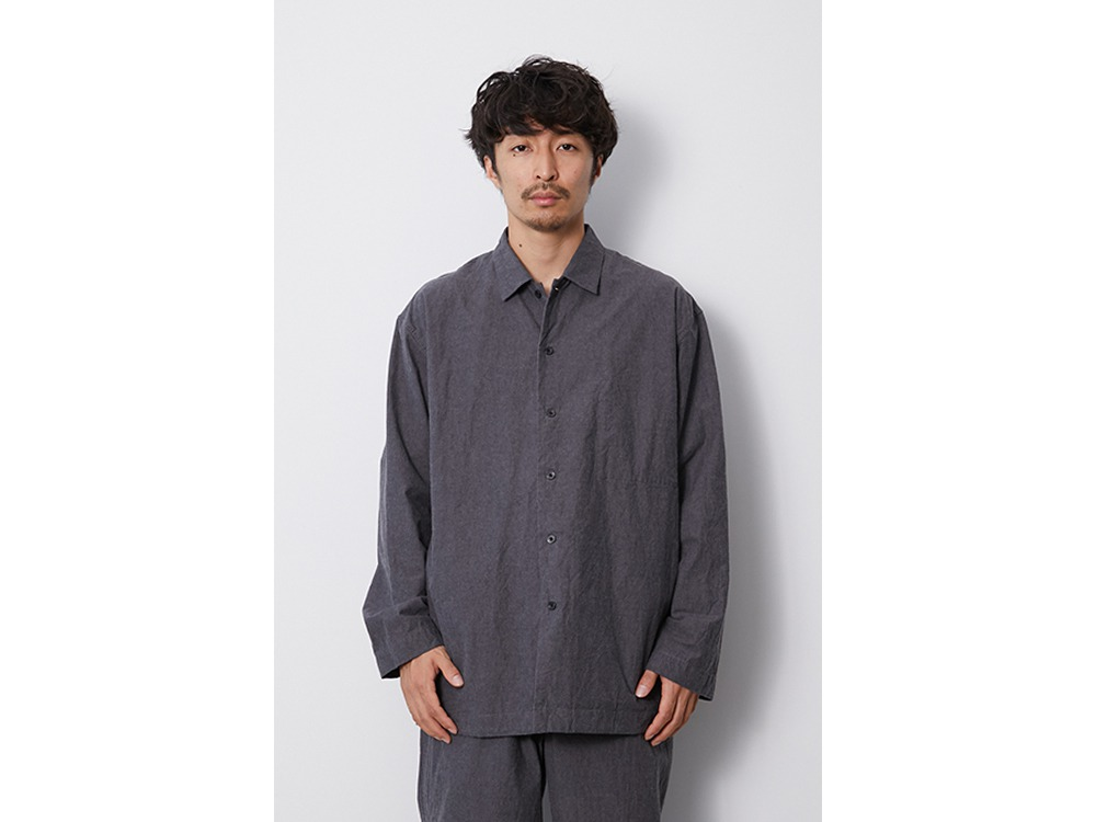 BAFU Cloth Shirt Jacket S Ivory