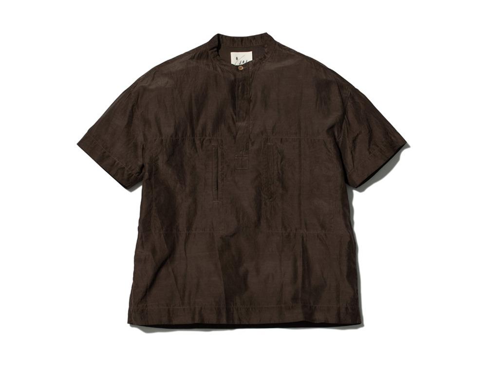 Hand-woven Cotton Silk Shirt 1 DORO