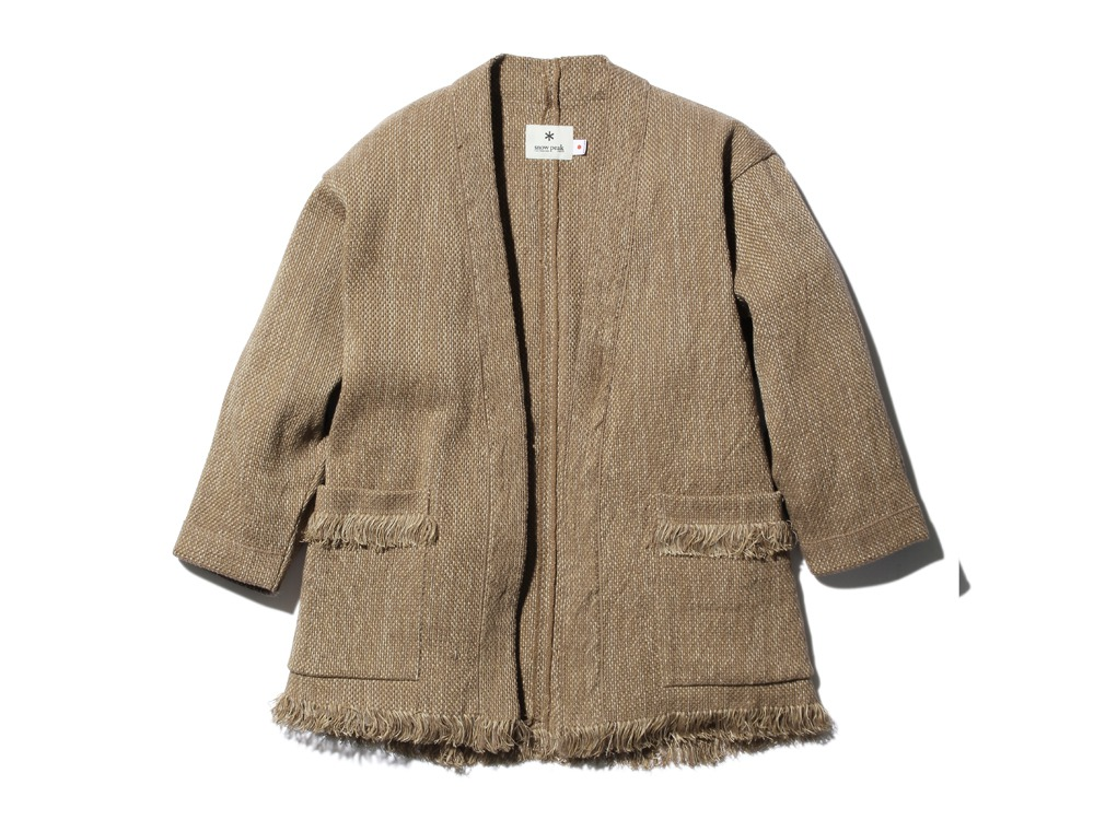 SummerHAORIJacket S Brown0