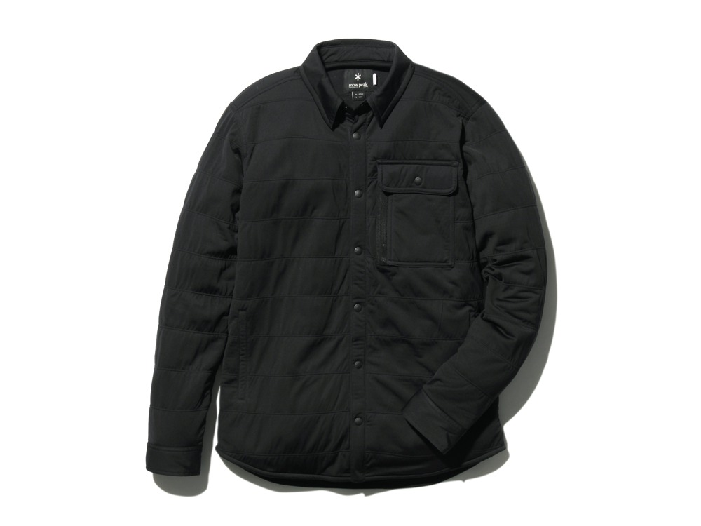 FlexibleInsulatedShirt  M Black0