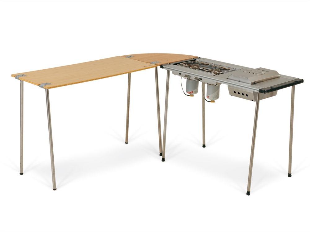 Iron Grill Table Frame Long 830 Leg Set7