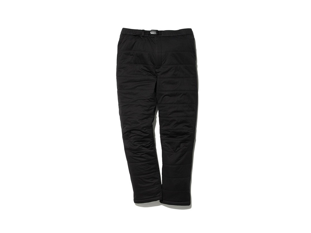 Flexible Insulated Pants S Black