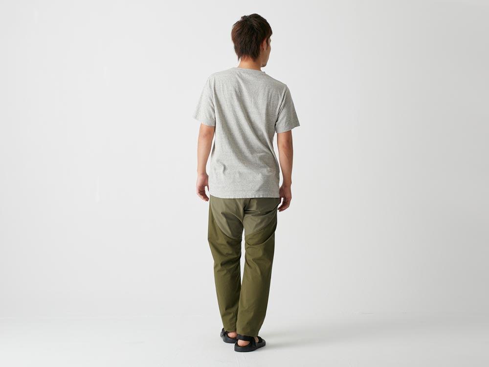 Organic Tshirt L Navy3