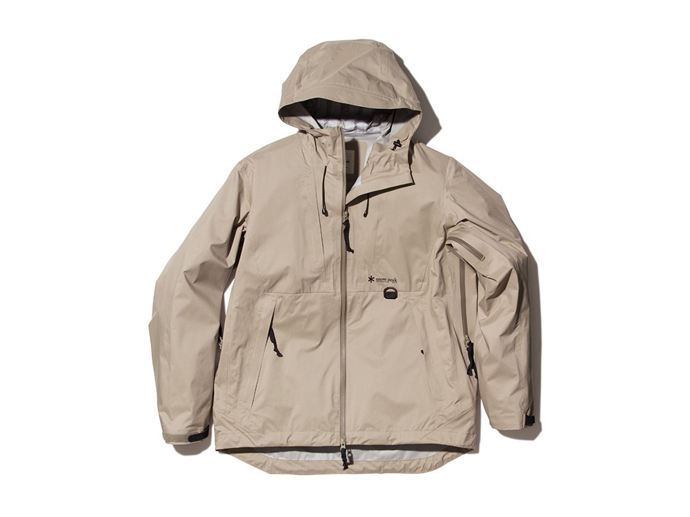2.5L Wanderlust Jacket 1 Beige